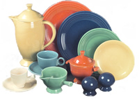 Homer Laughlin Fiestaware